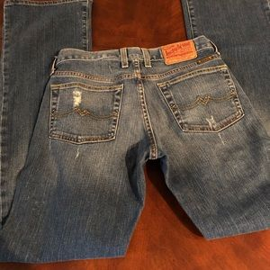 Lucky Brand Sweet n' Low Jeans long